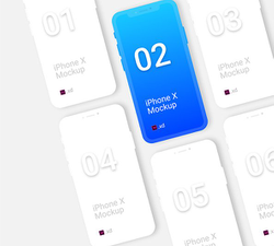 Recent Apple UI Design Freebies - UIUX Repo Free UI Design Resources