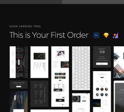 Figma UI Design Freebies - UIUX Repo Free UI Design Resources